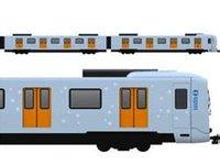 哈尔滨地铁1号线车辆