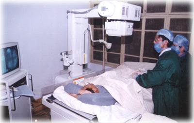 食管支架安装治疗食管癌食管狭窄等介入治疗新技术