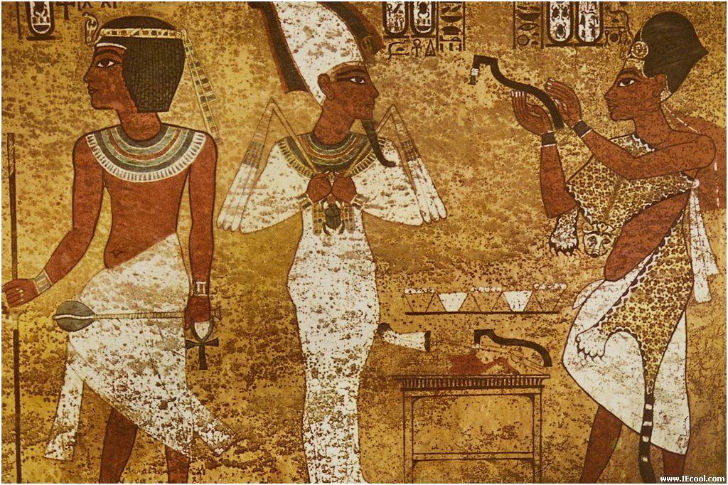 古埃及绘画以附着于_绘画分享