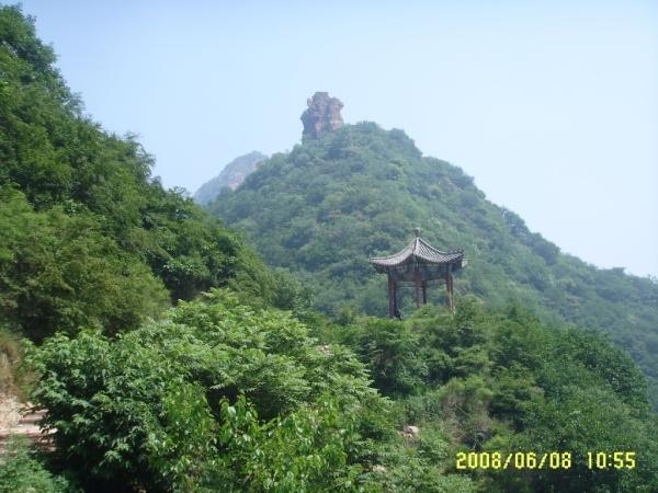 石家庄棋盘山生态森林自然风景区