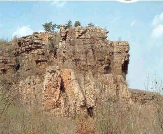 鹤岭镇地质公园