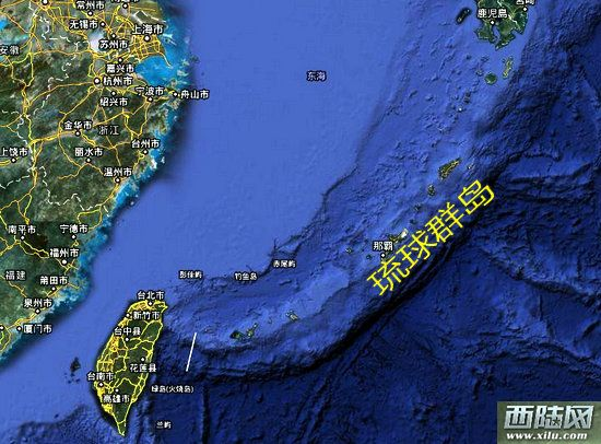 琉球群岛_琉球群岛面积和人口