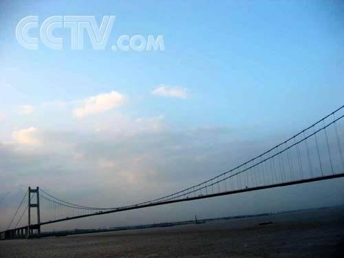 江阴长江大桥_360百科