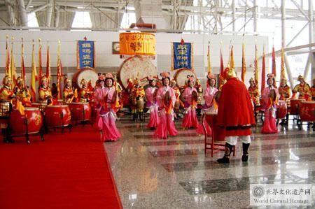 荆州市公安县民间锣鼓吹打乐(朝亡)13227662405视频