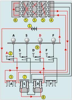 电路 电路图 电子 原理图 253_352 竖版 竖屏