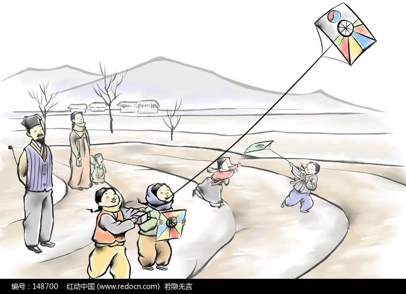 风筝怎么安装图解