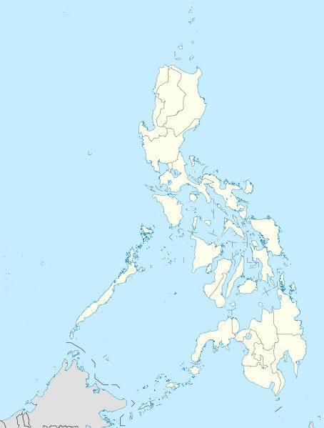马尼拉湾地图