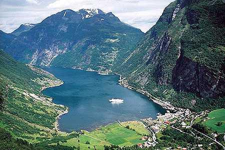 挪威海_360百科