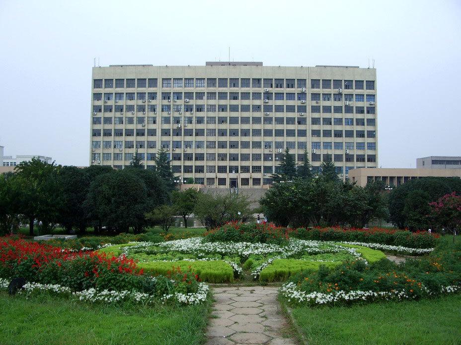 中国矿业大学景色图片