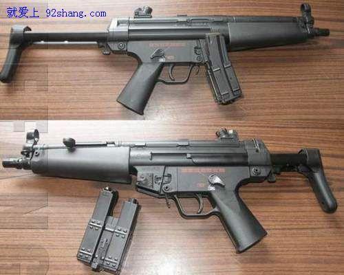 美国汤姆森m1928a1冲锋枪