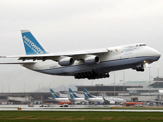 俄罗斯安系列飞机