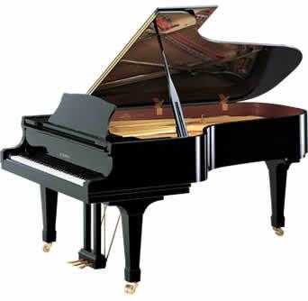 三脚钢琴内部构造图解