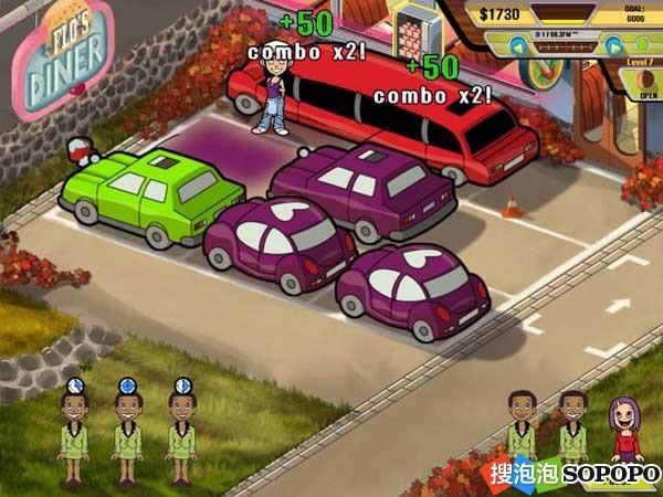 《美女停车场》游戏配置