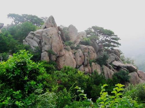 编辑本段风景名胜    三塔沟   三塔沟自然风景区位于阜新县大板镇