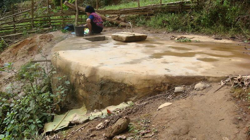 (图)蓄水池