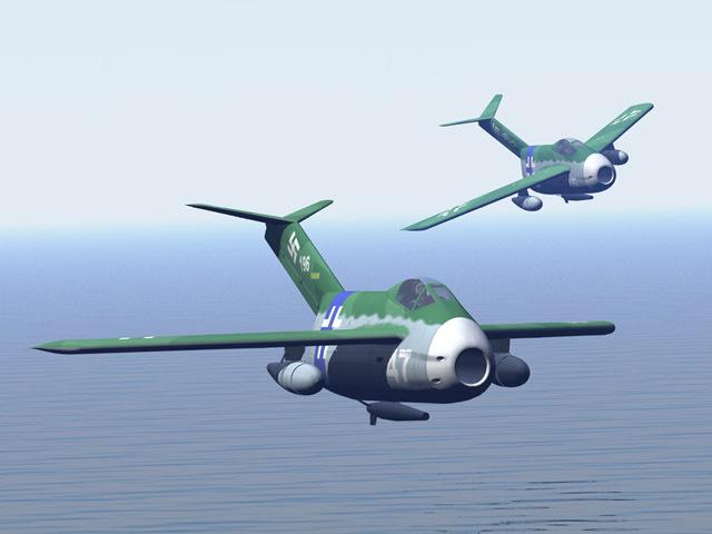 而乌鸦这种也许是当时最有前途的后掠翼喷气式战斗机尚未试飞就夭折在