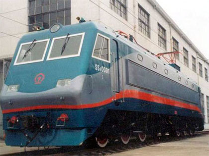 韶山9型干线客运电力机车