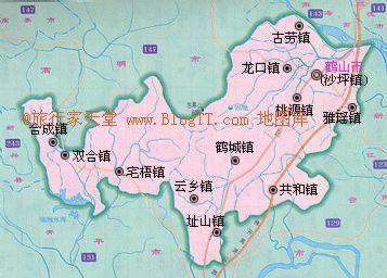 鹤山市_360百科