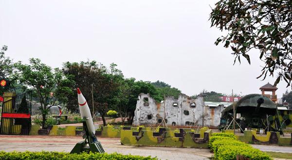 英雄三岛战地观光园坐落在风光旖丽的大嶝岛东南端,占地87000多