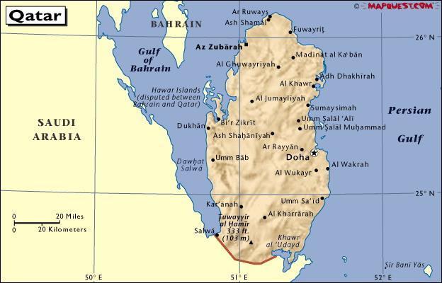 卡塔尔伊斯兰教