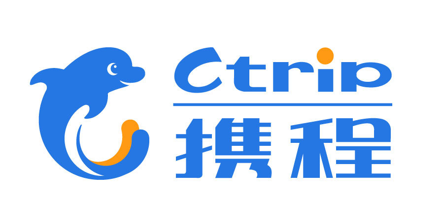 携程logo矢量图