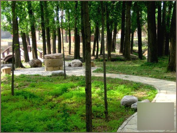 风景区,著名的有八达岭长城