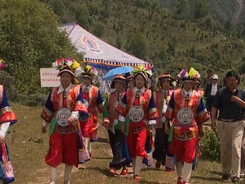 地处甘南藏族自治州舟曲县武坪乡境内,为全州十大香巴拉旅游王牌景区