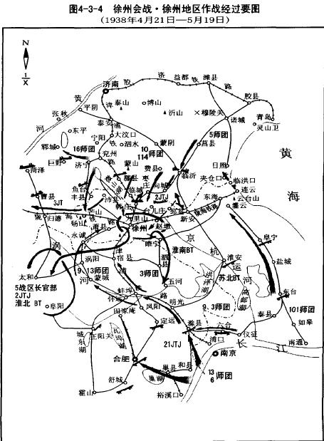 徐州医科大学手绘地图