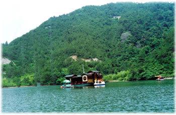 公园名称: 青山湖国家森林公园    所在省市: 浙江临安市   公园