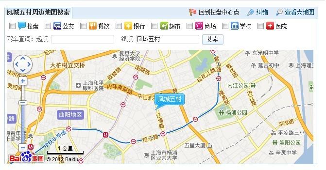 辽宁省凤城市地图