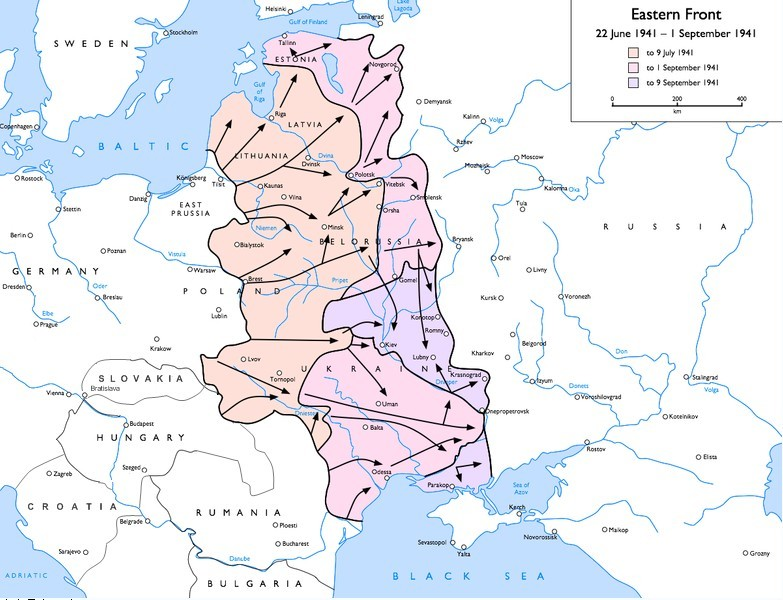 德国闪击法国地图