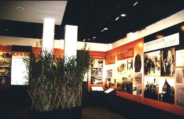 环境协调是纪念馆建设空间设计的一大特色